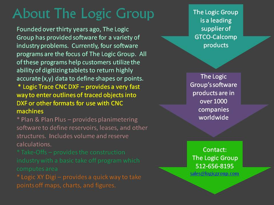 About The Logic Group Logo