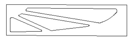 DXF Example Door Parts